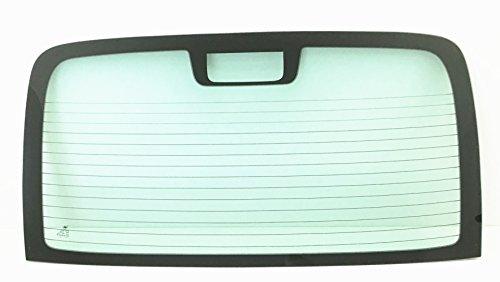 TYG Fits 2013-2018 Acura ILX 4 Dr Sedan Back Glass Rear Window Heated