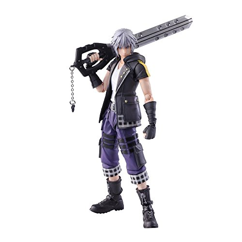 Square Enix Kingdom Hearts 3: Riku Bring Arts Action Figure