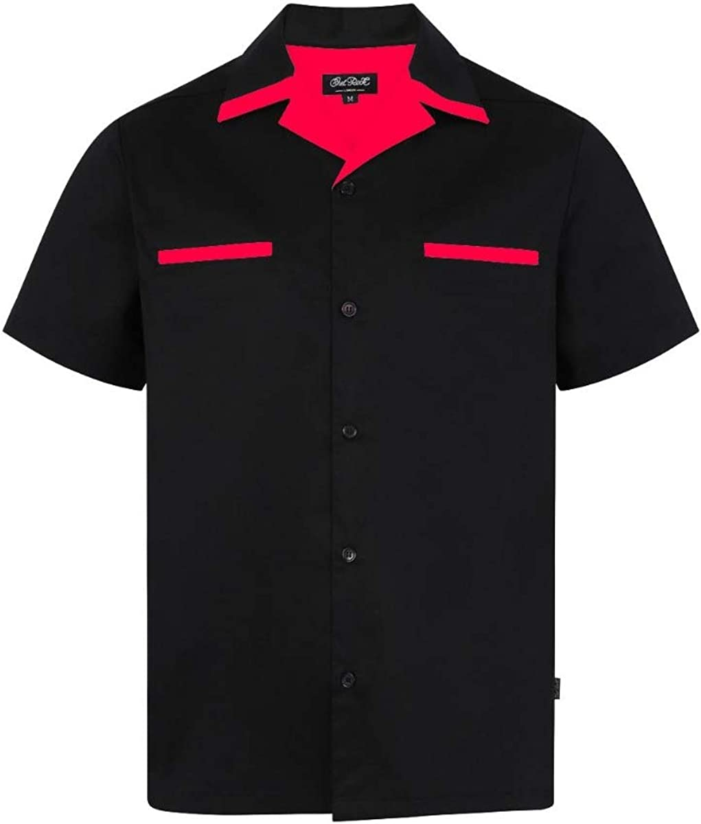 Chet Rock Donnie Bowling Shirt