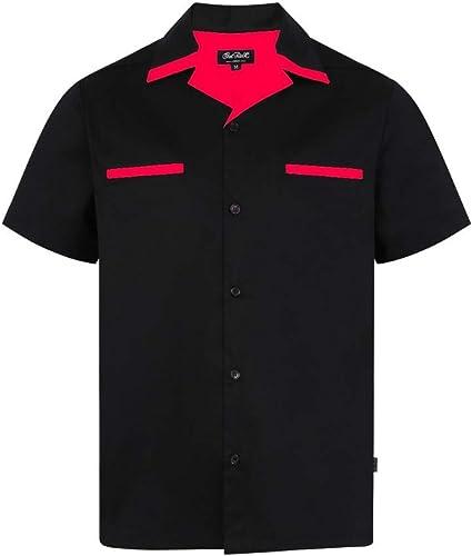 Chet Rock Donnie Bowling Shirt: Amazon.es: Ropa y accesorios