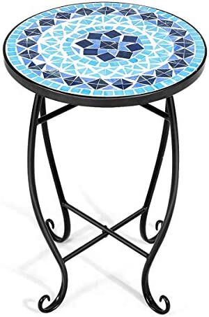 Giantex Outdoor Side Table