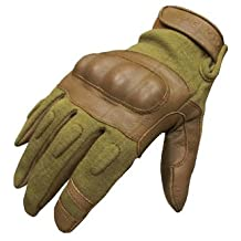 KEVLAR - TACTICAL GLOVE-TAN (MED) by Condor