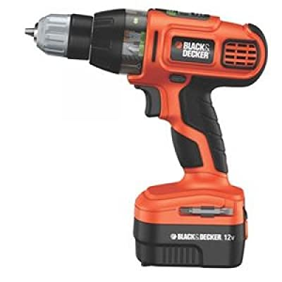 STANLEY BLACK & DECKER 12V Smart Electric Drill/Driver / SS12C /
