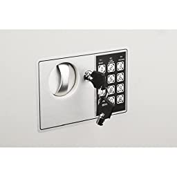 Paragon 7700 Flat Electronic Hidden Wall Safe .83CF for Large Jewelry or Small Handgun Security