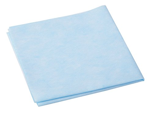Medline GEM1124 Lightweight Surgical Instrument Sterilization Wraps, 24'' x 24'', Blue (Pack of 500) by Medline