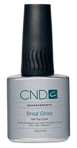 CND Brisa UV Finishing Gloss 0.5oz by Roomidea USA