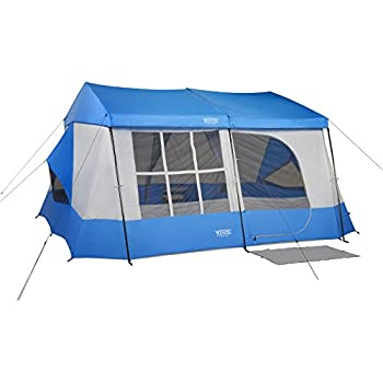 Amazon Com Wenzel Kodiak 9 Person Tent Sports Amp Outdoors