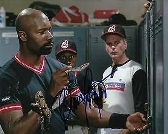 Dennis Haysbert signed Major League Movie Pedro Cerrano ...