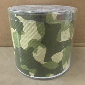 Amazon.com: Camouflage Novelty Toilet Paper | Topi: Home & Kitchen