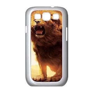 Fashion diy Design Lion MHIY234785 2D Phone Case for Samsung Galaxy S3 I9300 at Mhuadiy
