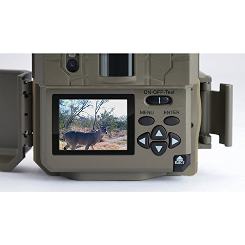 Trail Camera Bundle 3 Items | Stealth Cam G45NG + AA Battery 24 PK + 32 GB SD Card | 14 MP Pictures | HD Video W/ Audio| NO Glow Night Vision Motion Activated Infrared 100 FT Range by Stealth Cam (Image #5)
