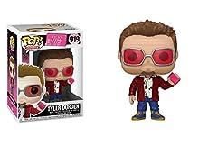 Pop! Movies: Fight Club- Tyler Durden w/Chase and Buddy ( Edición Especial)