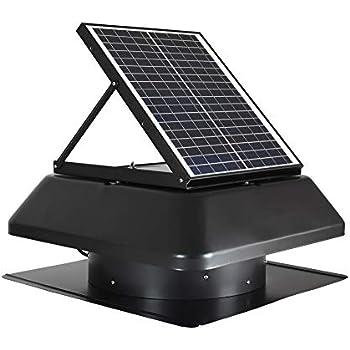 Broan 358 Roof Mount 120 Volt Powered Attic Ventilator