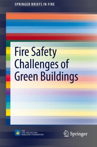 Fire Safety Challenges of Green Buildings (SpringerBriefs in Fire)