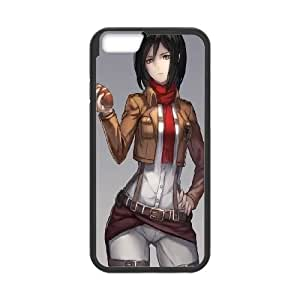 Attack On Titan iPhone 6 6s Plus 5.5 Inch Cell Phone Case Black gift zhm004-9268480