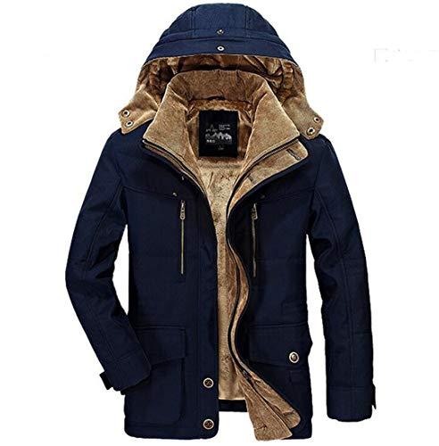 Men Winter Jacket Windbreaker Snow Original Warm Thick Military Leisure Down Jackets