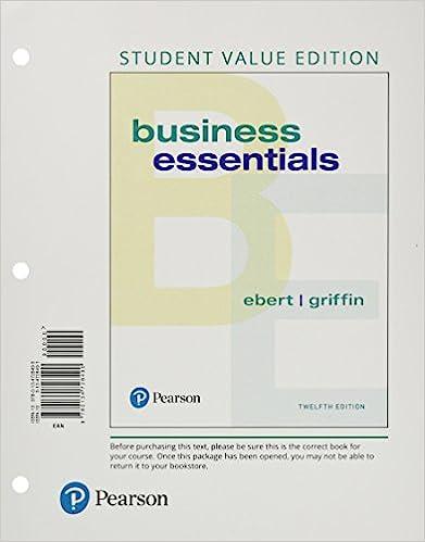 Amazon business essentials student value edition 12th edition business essentials student value edition 12th edition 12th edition by ronald j ebert fandeluxe Images