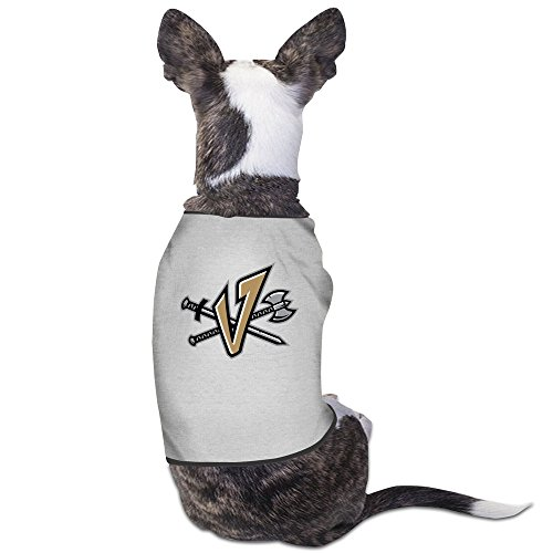 (Idaho Vandals Varsity Teams Gray Dog Coats Lovely Dog Outfit)