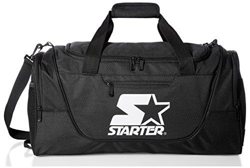 "Starter 21"" Duffle Gym Bag, Amazon Exclusive, Black, One Size, 21"""