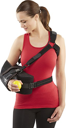 DonJoy UltraSling IV Shoulder Support Sling, X-Large (Arm Sling Padded)