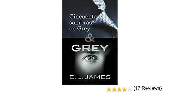 Pack Cincuenta sombras de Grey & Grey eBook: James, E.L.: Amazon ...
