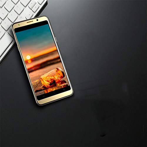 Matoen New 5.5 inch Dual HD Camera Android 5.1 512M+4G GPS 3G Call Mobile Phone US Smartphone (Gold) by Matoen (Image #3)