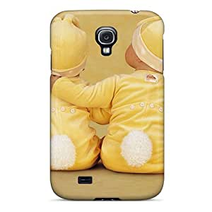 New Shockproof Protection Case Cover For Galaxy S4/ Frienldy Babies Case Cover