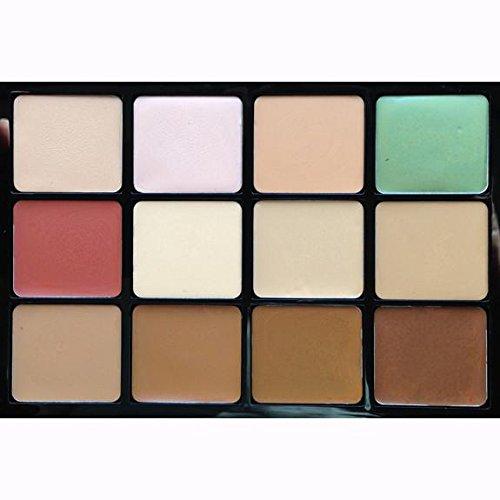 Viseart Corrector Contour Camouflage HD Palette - Color 01 by Viseartv