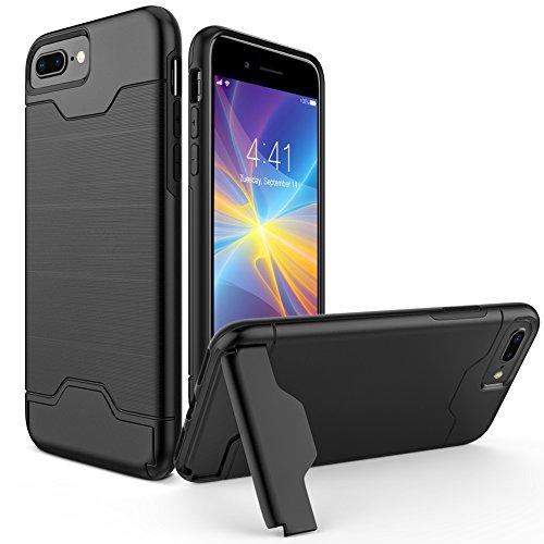 Cheap Cases iPhone 8 Plus Case, iPhone 7 Plus Case, Allovit Heavy Duty Full..