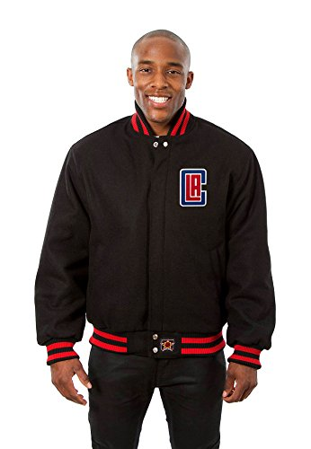Los Angeles Clippers Wool Varsity Jacket  Xxxx Large