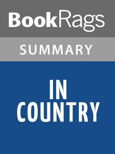 Summary & Study Guide In Country by Bobbie Ann Mason (In Country Bobbie Ann Mason Chapter Summary)