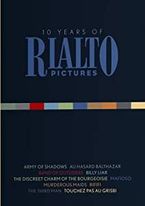 10 Years of Rialto Pictures: Box Set (10 Discs) (The Criterion Collection) (Bilingual) [Import]