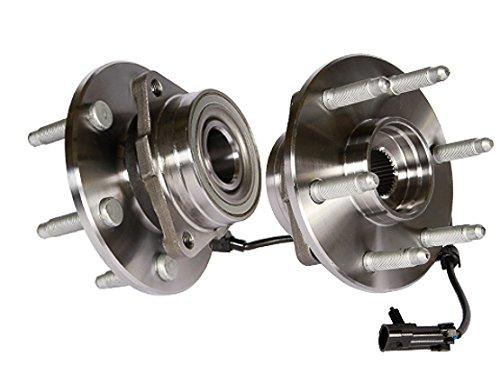 (Callahan 515036X2 [2] Pair FRONT Premium Grade [ 6 Lug 4WD AWD ABS ] Wheel Hub Bearing Assemblies [ 515036 ])