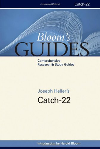 Catch-22 (Bloom's Guides (Hardcover))
