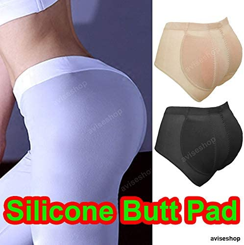 Best Silicone Butt Padded Buttocks Enhancer Body Shaper Push Up Pads Panty Set