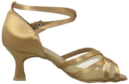 Ballroom Diamant Shoes Brown Women's 035 077 013 Dance Latein Bronze Damen Tanzschuhe nqxCwUZ0q