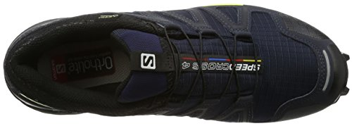 Nocturne Multicolore Salomon Chaussures Speedcross Gtx navy D'escalade 4 om Homme Blaze ww4q7xR0