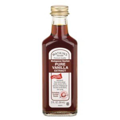 (Watkins Madagascar Bourbon Pure Vanilla  Extract, 2-Ounce (Pack of 2))