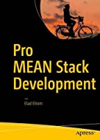 Pro MEAN Stack Development Front Cover