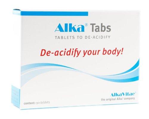 Alka Tabs Tägliche Entsäuerung 90 Tabletten