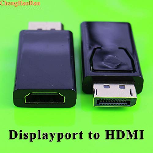 Gimax Displayport DP Display Port To HDMI Connector Converter Adapter For NVIDIA AMD PC Notebook Laptop Monitor HD HDTV