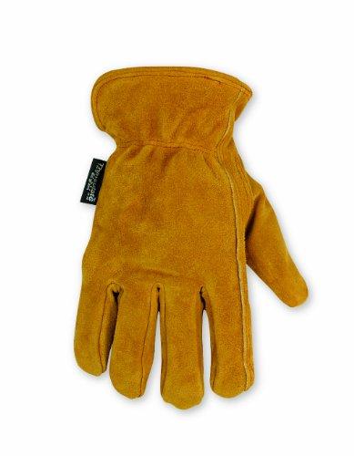 CLC Custom Leathercraft 2056XL Split Cowhide Winter Gloves, XL