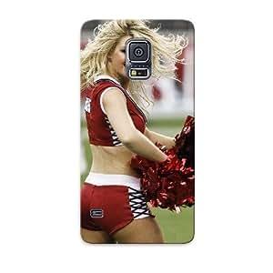 87ca3833763 New Galaxy S5 Case Cover Casing(arizona Cardinals Cheerleaders Andrea Nfl)/ Appearance