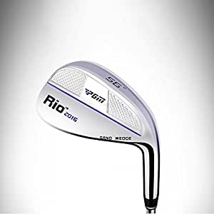 Amazon.com: pgm golf Sand Wedge 56 °/60 ° para la elección ...