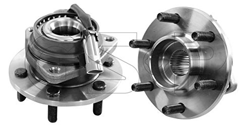GSP 104198 Axle Bearing and Hub Assembly - Left or Right Front (Driver or Passenger - Drive Wheel All Cadillac Srx