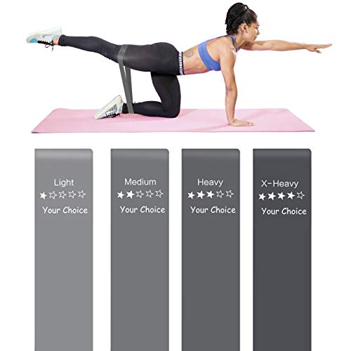 Your Choice Resistance Bands for Legs and Butt Exercise Band