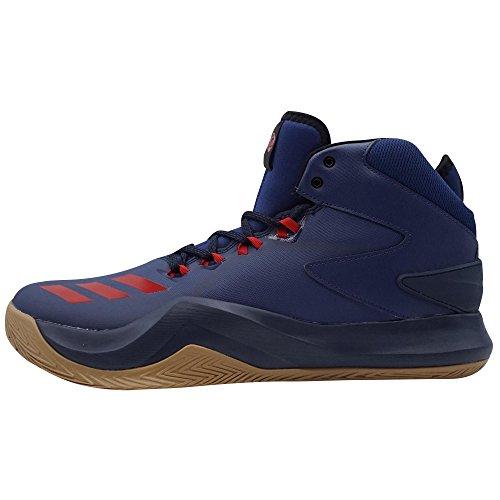 adidas D Rose Dominate IV, Zapatos de Baloncesto Para Hombre, Azul (Azumis/Escarl/Maruni), 48 EU