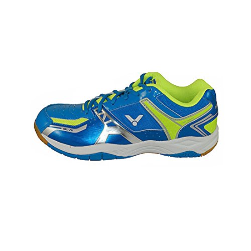 Victor AS-3W Badminton Shoe (Blue/Green)