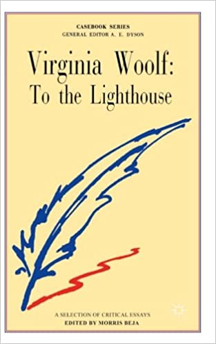 Amazoncom Virginia Woolf To The Lighthouse Casebooks Series  Virginia Woolf To The Lighthouse Casebooks Series St Edition