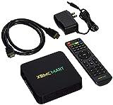 XBMCMart Android TV Box Mini PC Media Player [Quad/Octa Core | 64-Bit |